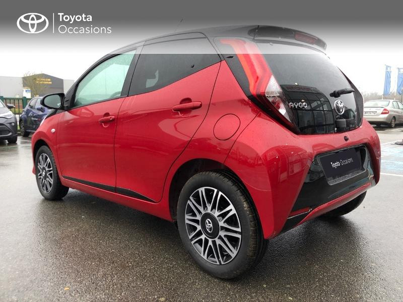 Photo 24 de l'offre de TOYOTA Aygo 1.0 VVT-i 72ch x-clusiv 5p MY20 à 13490€ chez Altis - Toyota Pontivy