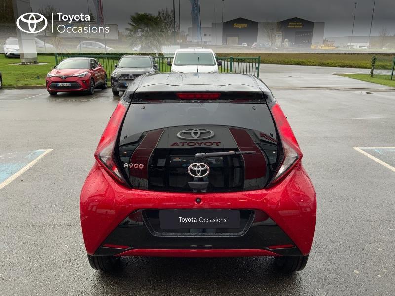 Photo 27 de l'offre de TOYOTA Aygo 1.0 VVT-i 72ch x-clusiv 5p MY20 à 11890€ chez Altis - Toyota Pontivy