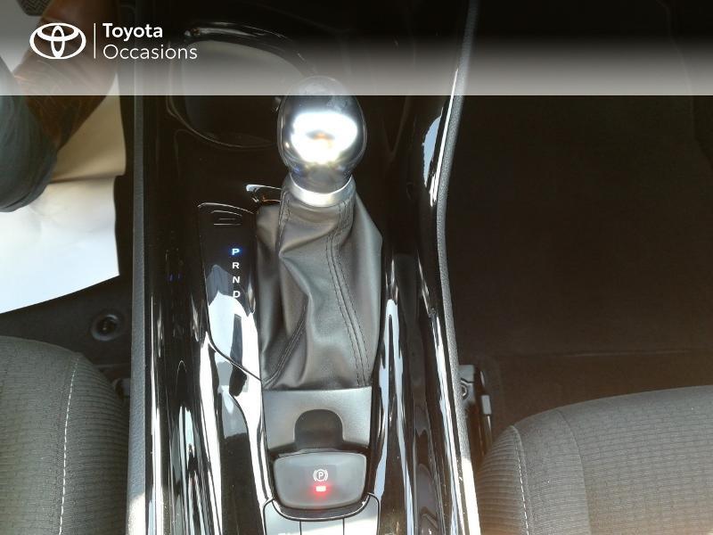 Photo 8 de l'offre de TOYOTA C-HR 122h Edition 2WD E-CVT RC18 à 20490€ chez Altis - Toyota Pontivy