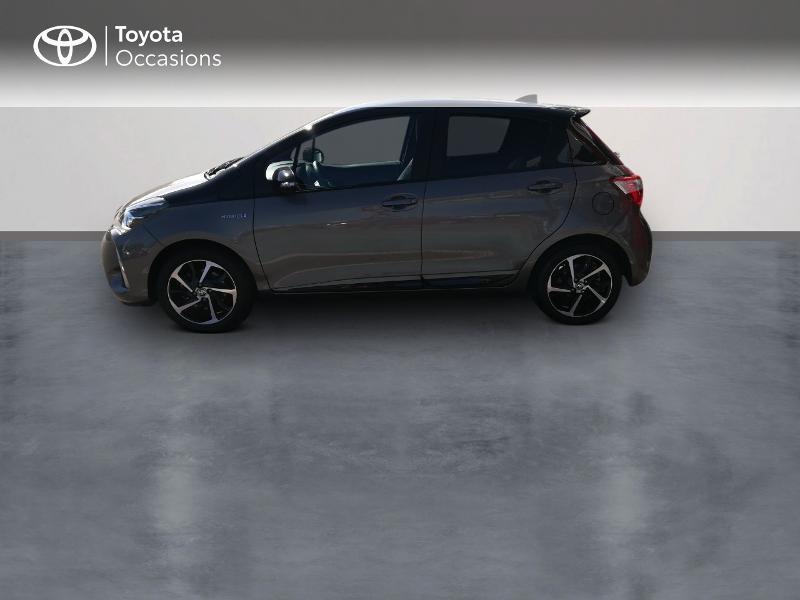 Photo 3 de l'offre de TOYOTA Yaris 100h Collection 5p MY19 à 15490€ chez Altis - Toyota Pontivy