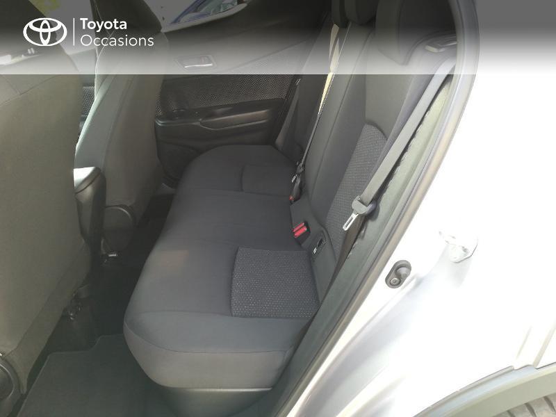 Photo 13 de l'offre de TOYOTA C-HR 122h Edition 2WD E-CVT RC18 à 20490€ chez Altis - Toyota Pontivy