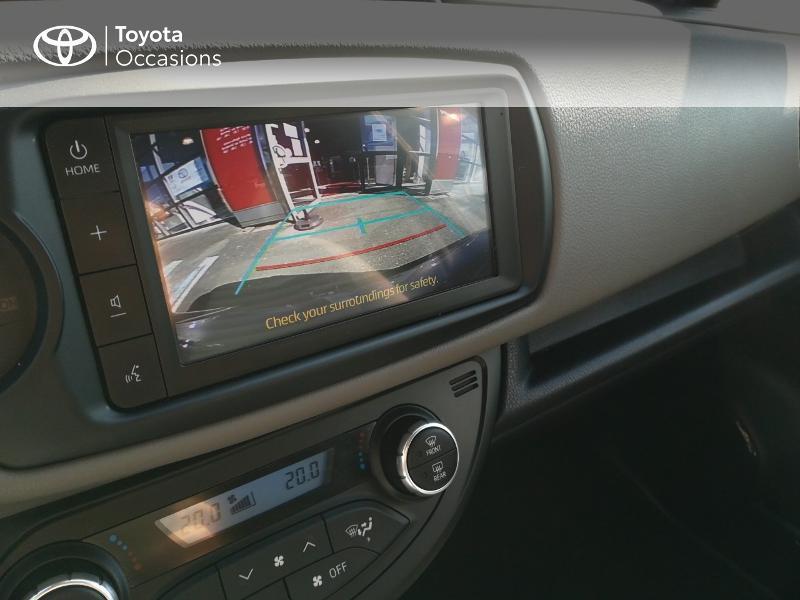 Photo 17 de l'offre de TOYOTA Yaris 100h Collection 5p MY19 à 15490€ chez Altis - Toyota Pontivy