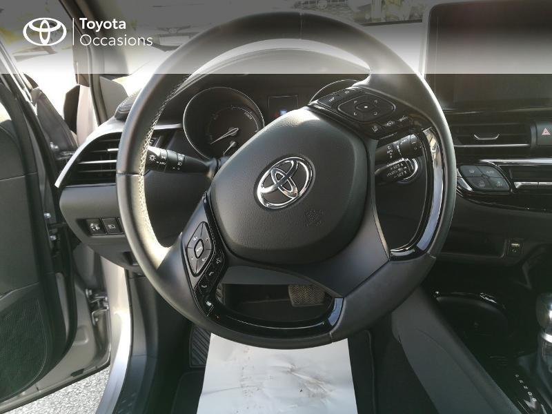 Photo 6 de l'offre de TOYOTA C-HR 122h Edition 2WD E-CVT RC18 à 20490€ chez Altis - Toyota Pontivy