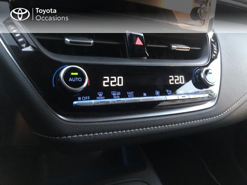 Photo 19 de l'offre de TOYOTA Corolla 184h Design à 24980€ chez Altis - Toyota Pontivy