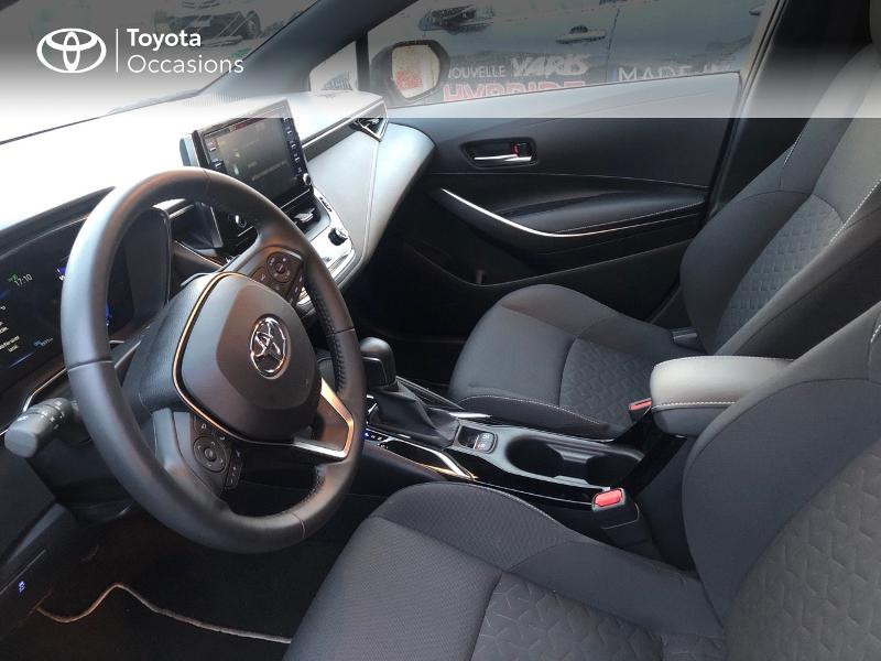 Photo 10 de l'offre de TOYOTA Corolla 184h Design à 24980€ chez Altis - Toyota Pontivy