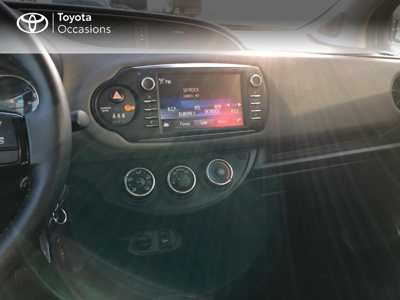 Photo 14 de l'offre de TOYOTA Yaris 70 VVT-i France 5p MY19 à 10890€ chez Altis - Toyota Pontivy