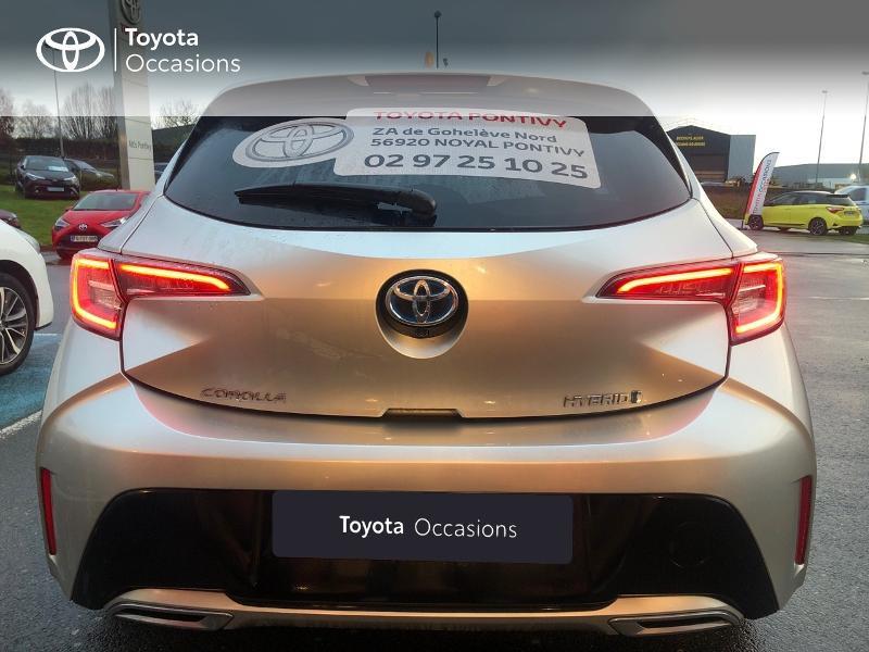 Photo 23 de l'offre de TOYOTA Corolla 184h Design à 24980€ chez Altis - Toyota Pontivy
