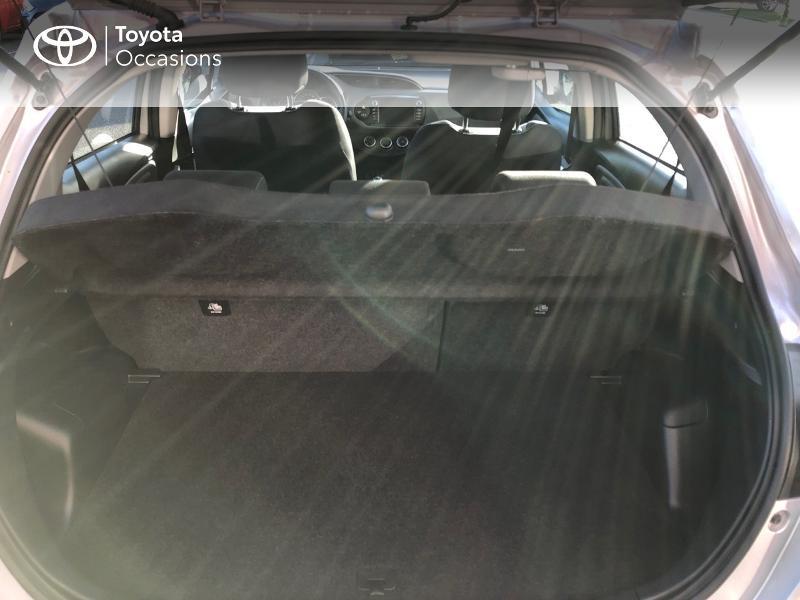 Photo 10 de l'offre de TOYOTA Yaris 70 VVT-i France 5p MY19 à 10890€ chez Altis - Toyota Pontivy
