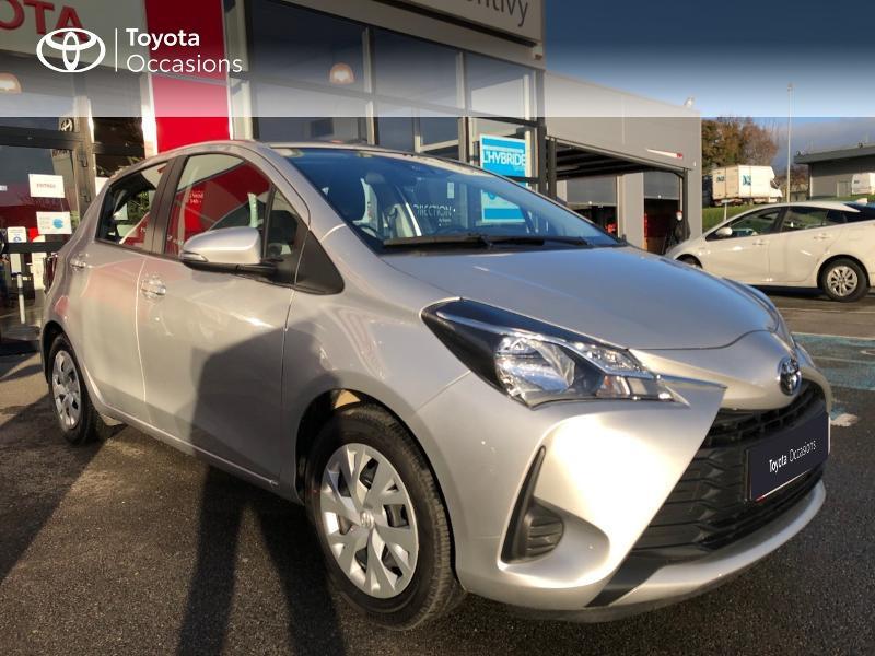 Photo 17 de l'offre de TOYOTA Yaris 70 VVT-i France 5p MY19 à 10890€ chez Altis - Toyota Pontivy