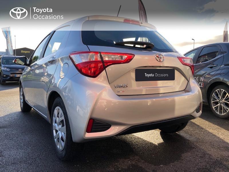 Photo 23 de l'offre de TOYOTA Yaris 70 VVT-i France 5p MY19 à 10890€ chez Altis - Toyota Pontivy