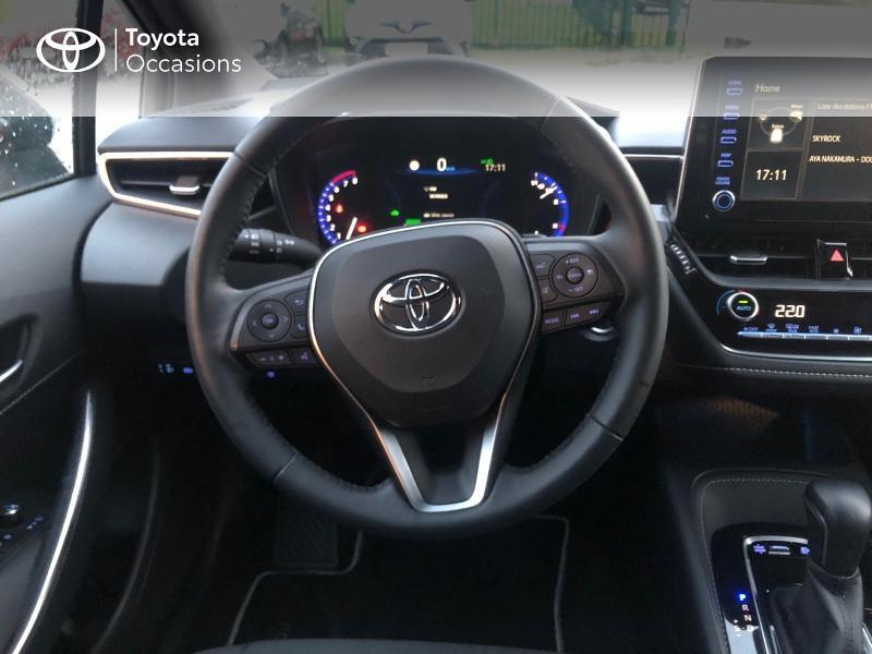 Photo 8 de l'offre de TOYOTA Corolla 184h Design à 24980€ chez Altis - Toyota Pontivy