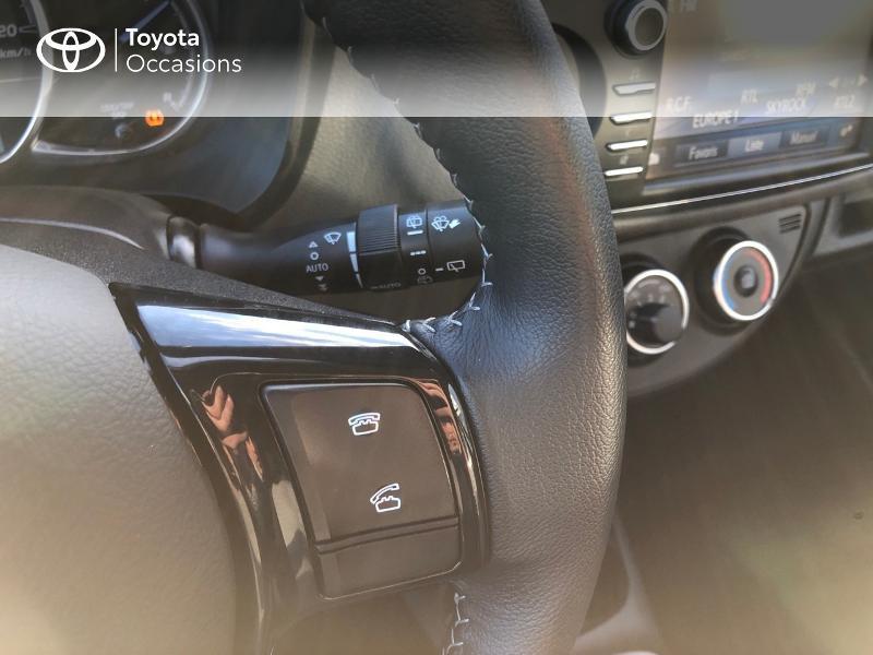 Photo 18 de l'offre de TOYOTA Yaris 70 VVT-i France 5p MY19 à 10890€ chez Altis - Toyota Pontivy