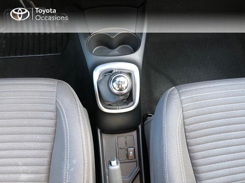 Photo 21 de l'offre de TOYOTA Yaris 70 VVT-i France 5p MY19 à 10890€ chez Altis - Toyota Pontivy