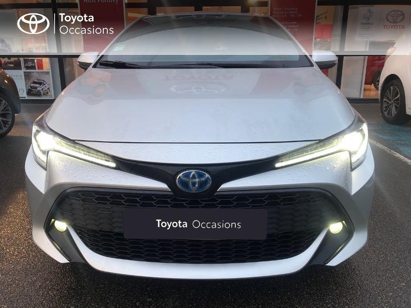 Photo 24 de l'offre de TOYOTA Corolla 184h Design à 24980€ chez Altis - Toyota Pontivy