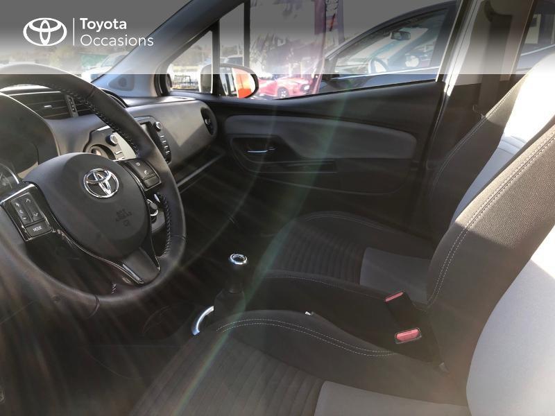 Photo 11 de l'offre de TOYOTA Yaris 70 VVT-i France 5p MY19 à 10890€ chez Altis - Toyota Pontivy