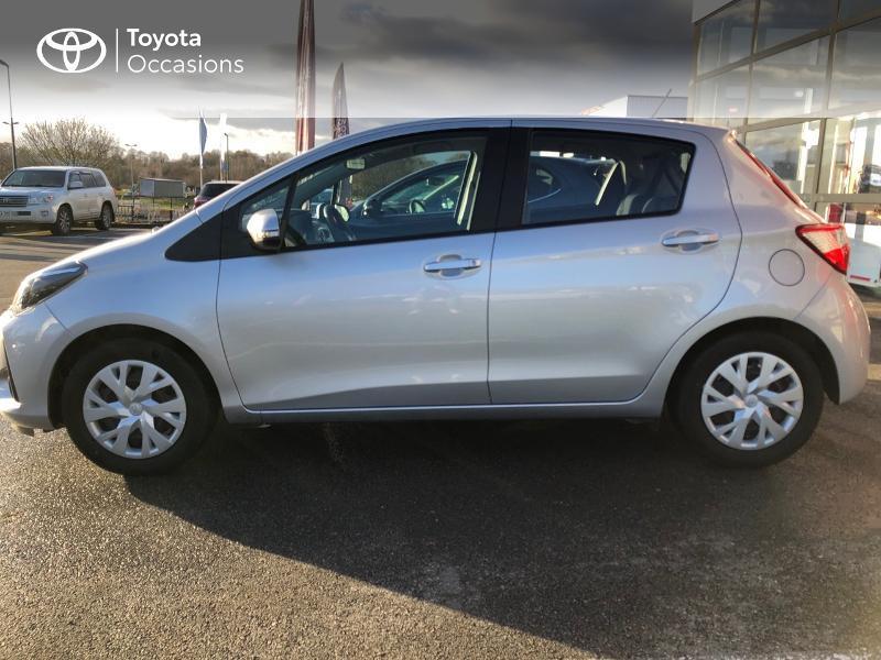 Photo 24 de l'offre de TOYOTA Yaris 70 VVT-i France 5p MY19 à 10890€ chez Altis - Toyota Pontivy