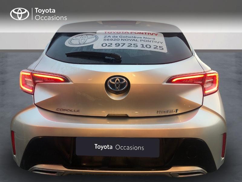 Photo 4 de l'offre de TOYOTA Corolla 184h Design à 24980€ chez Altis - Toyota Pontivy