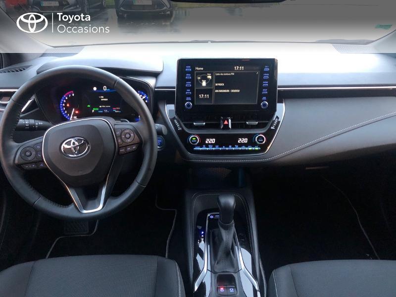 Photo 7 de l'offre de TOYOTA Corolla 184h Design à 24980€ chez Altis - Toyota Pontivy