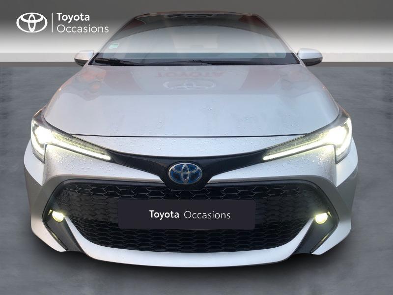 Photo 2 de l'offre de TOYOTA Corolla 184h Design à 24980€ chez Altis - Toyota Pontivy