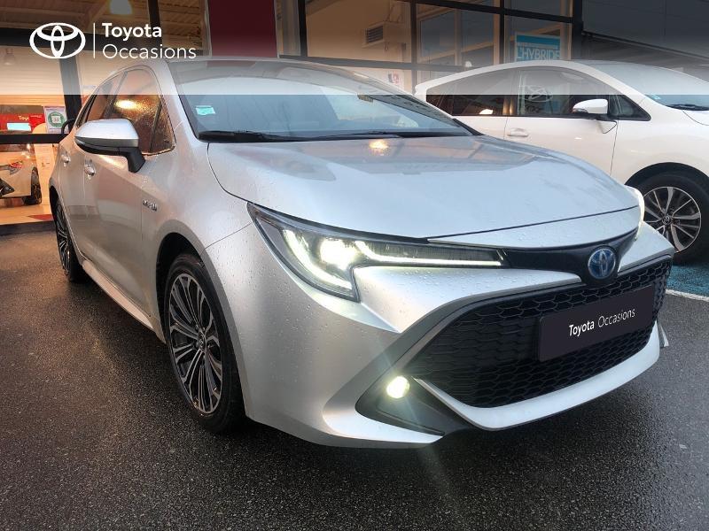 Photo 16 de l'offre de TOYOTA Corolla 184h Design à 24980€ chez Altis - Toyota Pontivy