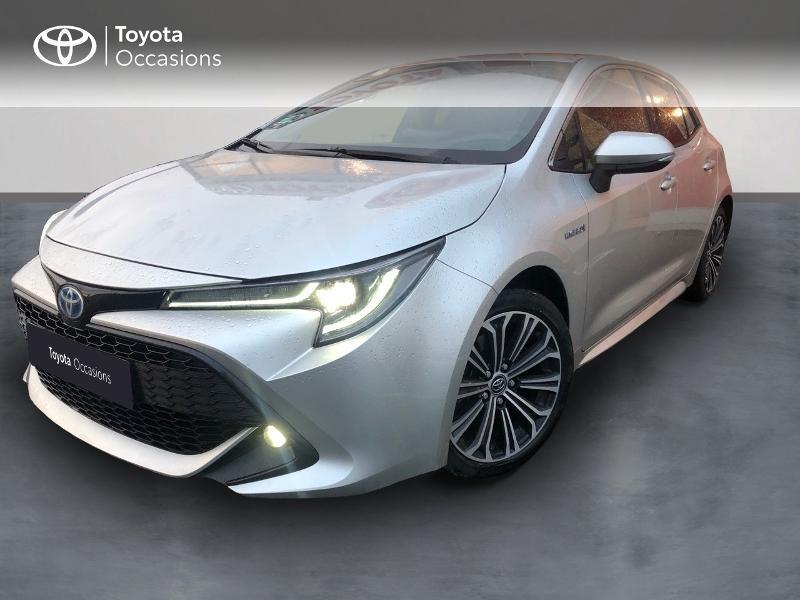 Photo 1 de l'offre de TOYOTA Corolla 184h Design à 24980€ chez Altis - Toyota Pontivy