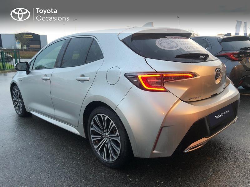 Photo 22 de l'offre de TOYOTA Corolla 184h Design à 24980€ chez Altis - Toyota Pontivy