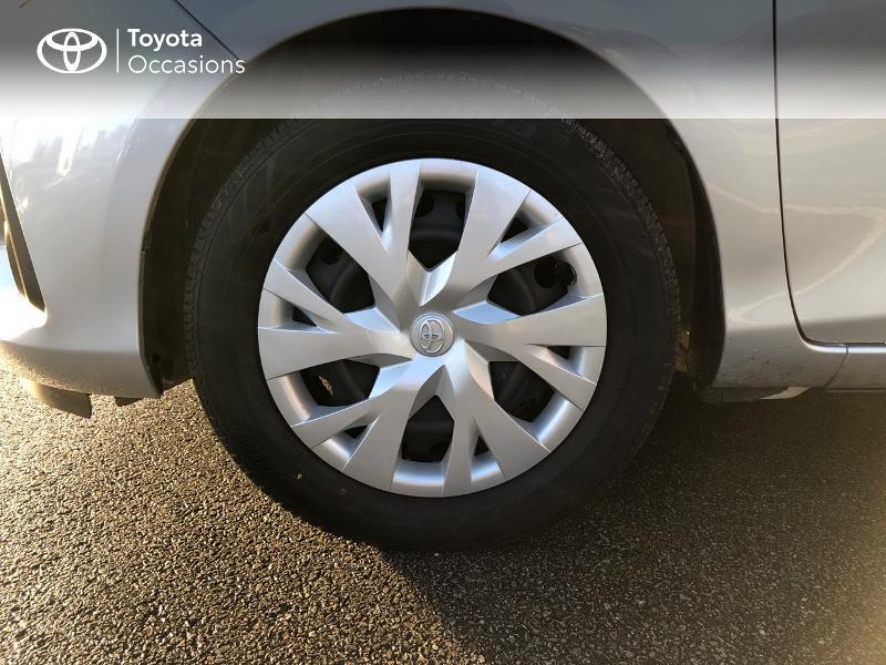 Photo 15 de l'offre de TOYOTA Yaris 70 VVT-i France 5p MY19 à 10890€ chez Altis - Toyota Pontivy