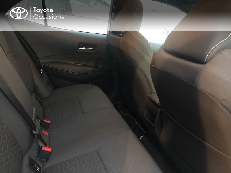 Photo 6 de l'offre de TOYOTA Corolla 184h Design à 24980€ chez Altis - Toyota Pontivy