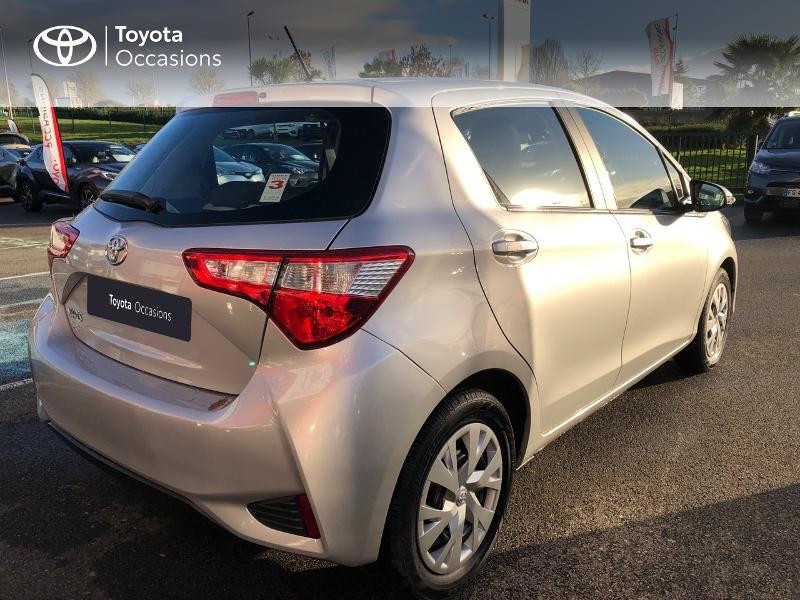 Photo 16 de l'offre de TOYOTA Yaris 70 VVT-i France 5p MY19 à 10890€ chez Altis - Toyota Pontivy
