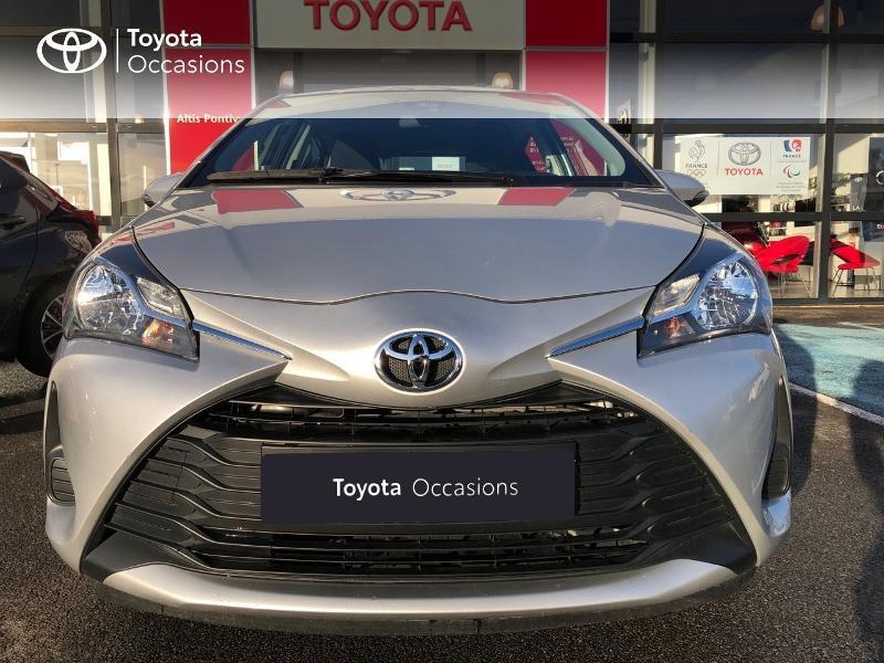 Photo 26 de l'offre de TOYOTA Yaris 70 VVT-i France 5p MY19 à 10890€ chez Altis - Toyota Pontivy