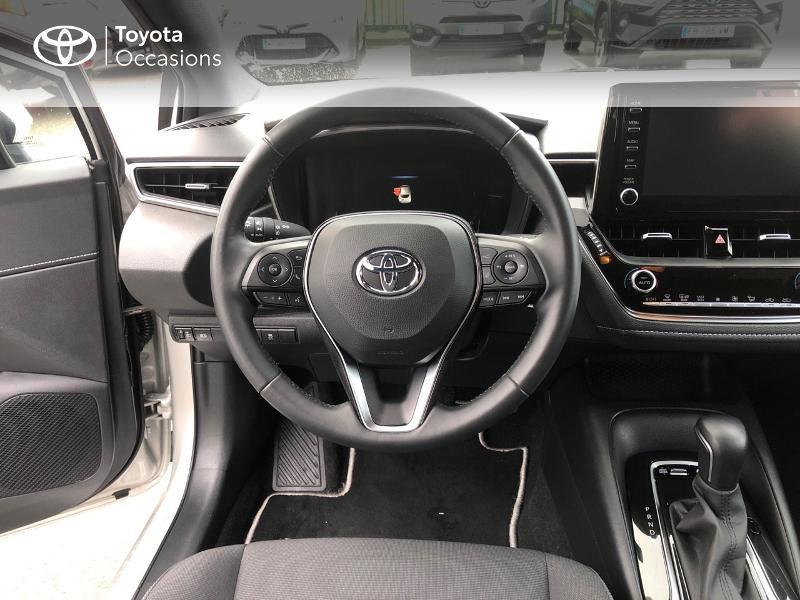 Photo 9 de l'offre de TOYOTA Corolla 122h Dynamic MY20 à 21990€ chez Altis - Toyota Pontivy