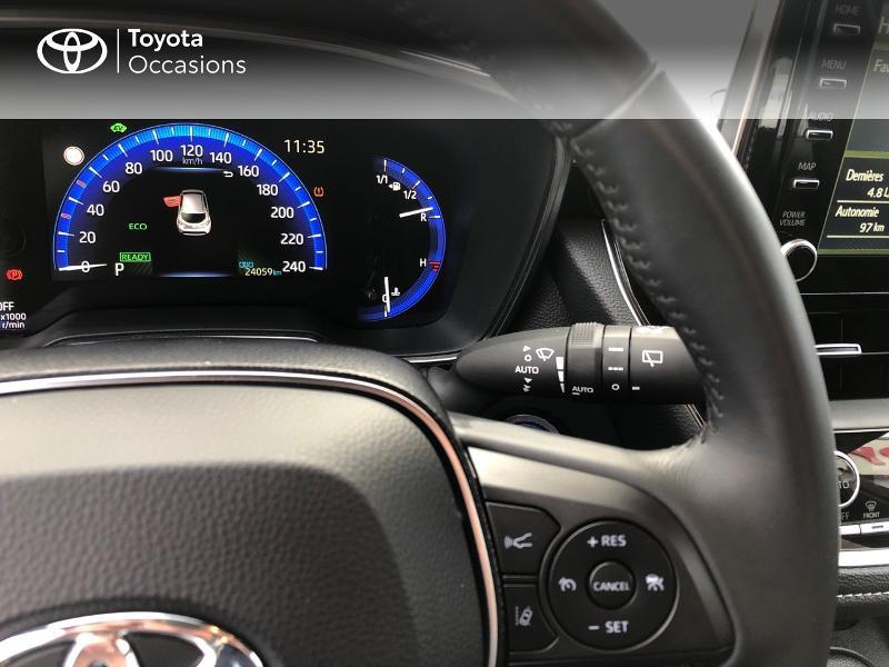 Photo 18 de l'offre de TOYOTA Corolla 122h Dynamic MY20 à 21990€ chez Altis - Toyota Pontivy