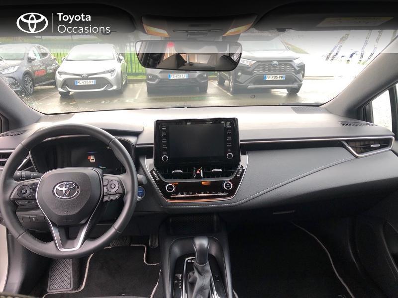 Photo 8 de l'offre de TOYOTA Corolla 122h Dynamic MY20 à 21990€ chez Altis - Toyota Pontivy
