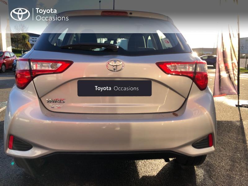 Photo 25 de l'offre de TOYOTA Yaris 70 VVT-i France 5p MY19 à 10890€ chez Altis - Toyota Pontivy