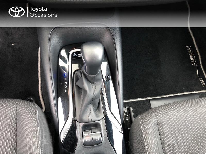 Photo 20 de l'offre de TOYOTA Corolla 122h Dynamic MY20 à 21990€ chez Altis - Toyota Pontivy