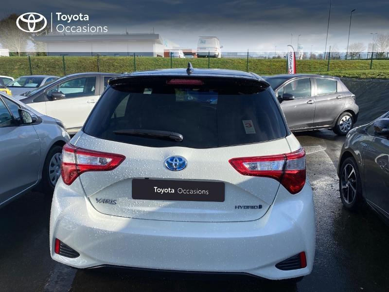 Photo 26 de l'offre de TOYOTA Yaris 100h Collection 5p MY19 à 15980€ chez Altis - Toyota Pontivy
