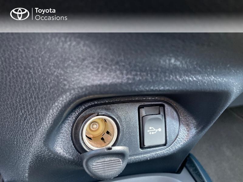 Photo 16 de l'offre de TOYOTA Yaris 100h Collection 5p MY19 à 15980€ chez Altis - Toyota Pontivy