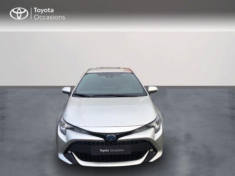 Photo 5 de l'offre de TOYOTA Corolla 122h Dynamic MY20 à 21990€ chez Altis - Toyota Pontivy