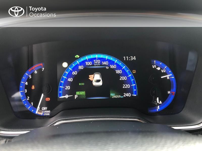 Photo 14 de l'offre de TOYOTA Corolla 122h Dynamic MY20 à 21990€ chez Altis - Toyota Pontivy