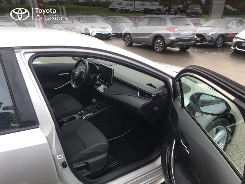 Photo 6 de l'offre de TOYOTA Corolla 122h Dynamic MY20 à 21990€ chez Altis - Toyota Pontivy