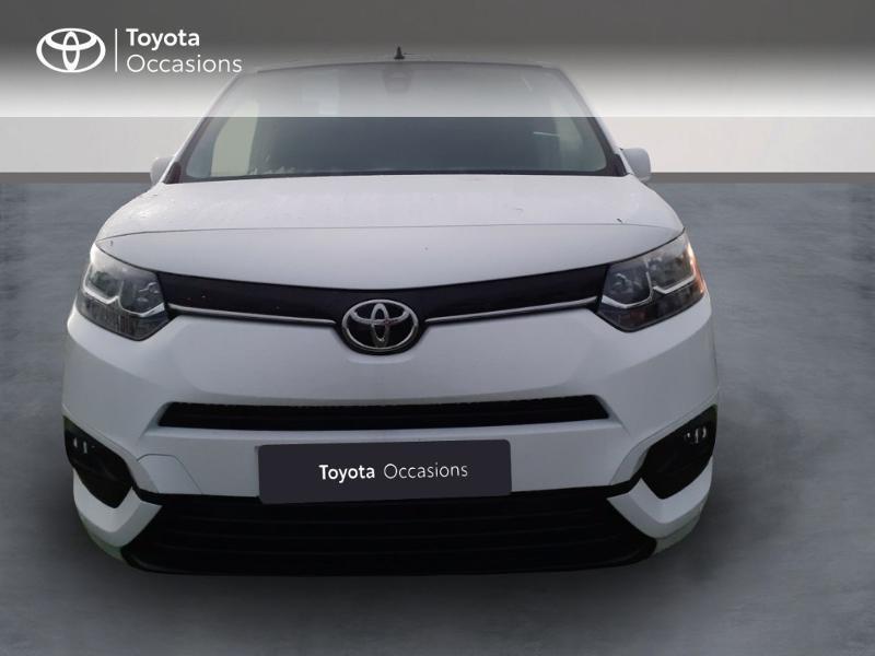 Photo 5 de l'offre de TOYOTA PROACE CITY Medium 130 D-4D Business à 23290€ chez Altis - Toyota Pontivy