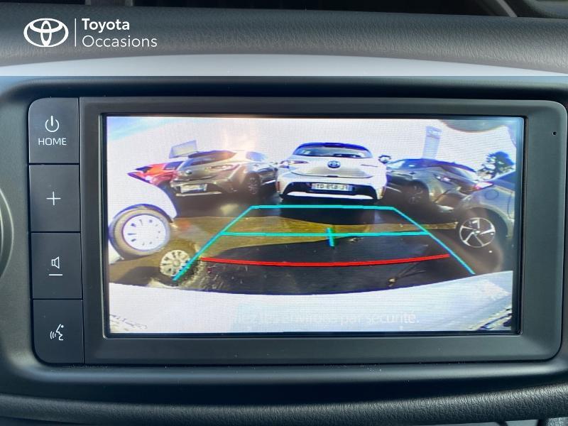 Photo 18 de l'offre de TOYOTA Yaris 100h Collection 5p MY19 à 15980€ chez Altis - Toyota Pontivy