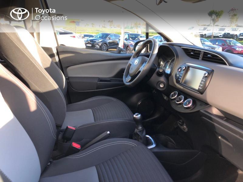 Photo 5 de l'offre de TOYOTA Yaris 70 VVT-i France 5p MY19 à 10890€ chez Altis - Toyota Pontivy