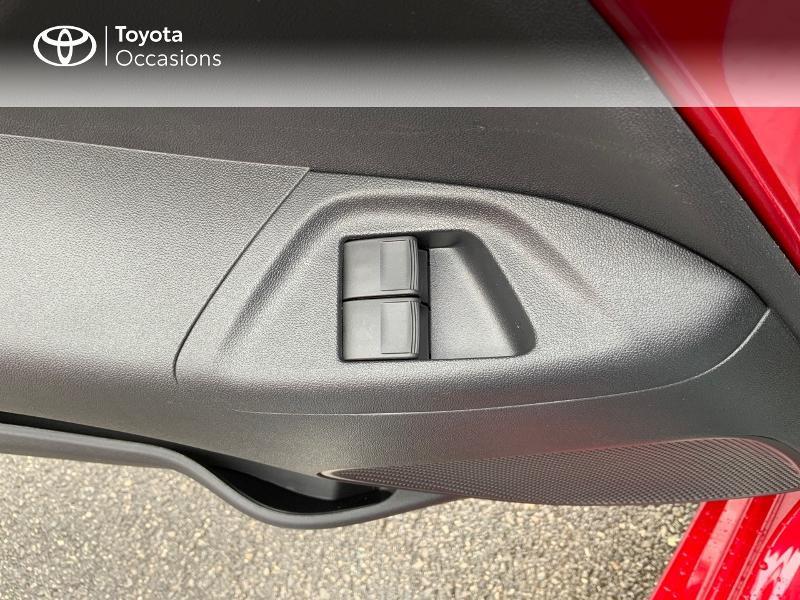 Photo 22 de l'offre de TOYOTA Aygo 1.0 VVT-i 72ch x-clusiv 5p MY20 à 11890€ chez Altis - Toyota Pontivy