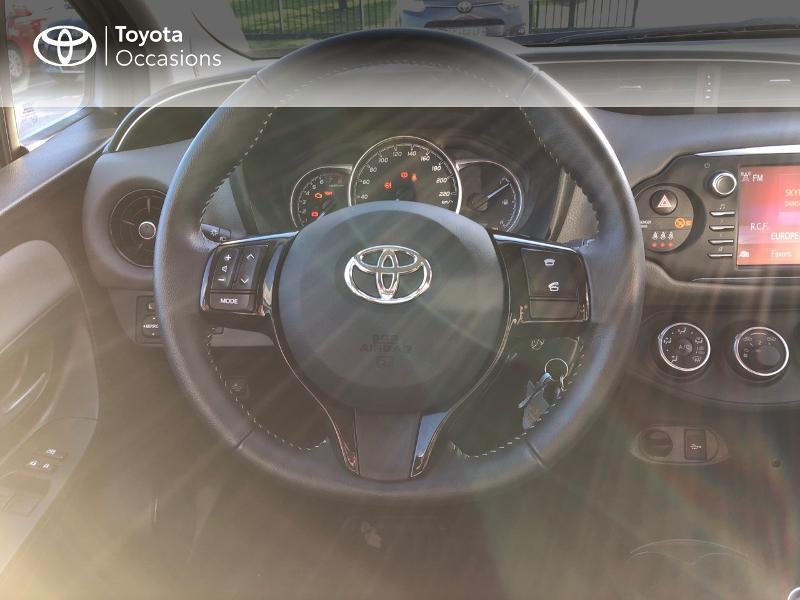 Photo 9 de l'offre de TOYOTA Yaris 70 VVT-i France 5p MY19 à 10890€ chez Altis - Toyota Pontivy