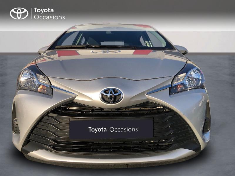 Photo 8 de l'offre de TOYOTA Yaris 70 VVT-i France 5p MY19 à 10890€ chez Altis - Toyota Pontivy