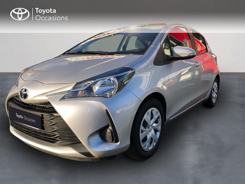 Photo 1 de l'offre de TOYOTA Yaris 70 VVT-i France 5p MY19 à 10890€ chez Altis - Toyota Pontivy
