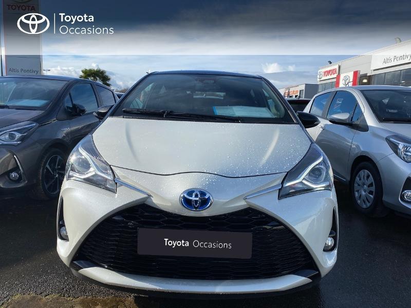 Photo 24 de l'offre de TOYOTA Yaris 100h Collection 5p MY19 à 15980€ chez Altis - Toyota Pontivy