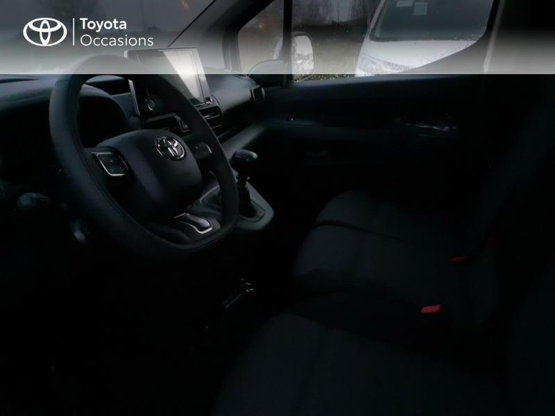Photo 9 de l'offre de TOYOTA PROACE CITY Medium 130 D-4D Business à 23290€ chez Altis - Toyota Pontivy