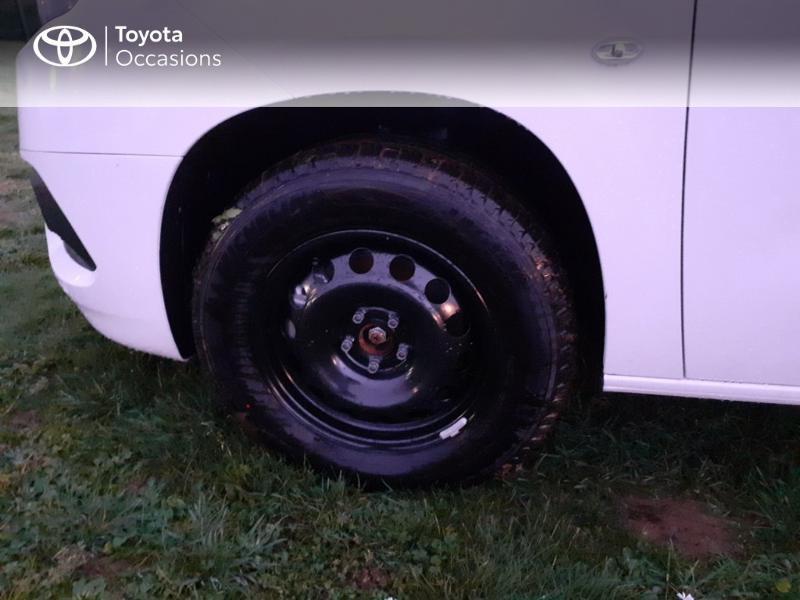 Photo 11 de l'offre de TOYOTA PROACE CITY Medium 130 D-4D Business à 23290€ chez Altis - Toyota Pontivy